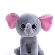 wypchane zabawki zabawki słonie dzieciaki