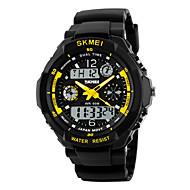SKMEI -0931 Смарт-часы Защита от влаги Длительное время ожидания будильник Функция синхронизации Тонкий дизайн Легкий и удобный Таймер