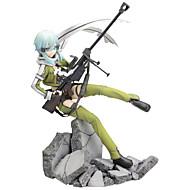 Anime Akciófigurák Ihlette Kardművészet Online Szerepjáték 22.5 CM Modell játékok Doll Toy