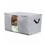 منسوجات بلاستيك بيضوي مكافحة الغبار مكافحة الرياح الصفحة الرئيسية منظمة, 1PC حقائب الأحذية أدراج حقائب التخزين
