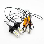 Недорогие Задние фонари-SO.K 2pcs Лампы 5 W SMD 3528 800 lm 42 Задний свет For Универсальный Все года