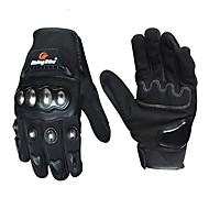 olcso -lovaglót motorkerékpár kesztyű férfi nők rozsdamentes acél kagyló érintőképernyős lovaglás motorkerékpár kesztyű gloves moto luvas gants