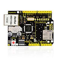 お買い得  -keyestudio w5100イーサネットシールドfor arduino uno r3 mega 2560