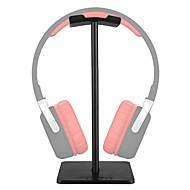 Universal Aluminum Headphone Holder Headset Showing Display Stand Hanger for All Headphones