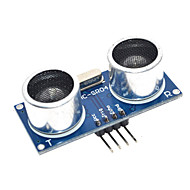 Arduino용 초음파 모듈 Hc-Sr04 거리 측정 변환기 센서