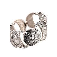preiswerte Schmuck & Armbanduhren-Damen Manschetten-Armbänder Armband - MOON Retro, Böhmische, Boho Armbänder Silber Für Geschenk Ausgehen