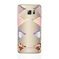 Недорогие Чехлы и кейсы для Galaxy S7 Edge-Кейс для Назначение SSamsung Galaxy S8 Plus S8 С узором Кейс на заднюю панель Плитка Мягкий ТПУ для S8 Plus S8 S7 edge S7 S6 edge plus S6