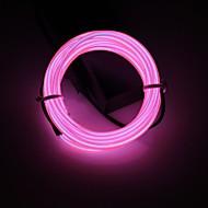 halpa LED-hehkulamput-BRELONG® 2m Koristevalot 0 LEDit Valkoinen / Punainen / Sininen <5 V 1kpl