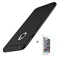abordables Súperoferta de Precios Locos-Funda Para Apple iPhone 8 iPhone 8 Plus Congelada Funda Trasera Color sólido Suave TPU para iPhone X iPhone 8 Plus iPhone 8 iPhone 7 Plus