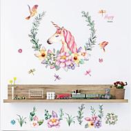 preiswerte -Tiere Wand-Sticker Flugzeug-Wand Sticker Dekorative Wand Sticker, Vinyl Haus Dekoration Wandtattoo Wand