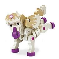 Klocki Zabawki Konik Animals Zwierzęcy DIY Sztuk