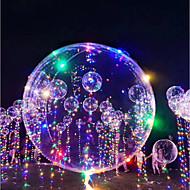 Oświetlenie LED Zabawki Zaokrąglanie Święto Romans Urodziny Wkłady Superlekkie Srebrzysty Klasyczny Moda New Design Dla dorosłych Sztuk