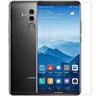 tanie Folie ochronne-Screen Protector na Huawei Huawei Mate 10 pro PET 1 szt. Folia ochronna przód i tył Wysoka rozdzielczość (HD) Lustro Bardzo cienkie