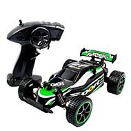 hesapli Uzaktan Kumandalı Oyuncaklar-RC Car 23211 2.4G SUV 4WD Yüksek Hız Sürüklenme arabası Yarış Arabası Kaya Tırmanışı Araba Buggy(Arazide Giden) 1:20 * Km / H Uzaktan