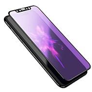 Недорогие Защитные плёнки для экрана iPhone-Защитная плёнка для экрана для Apple iPhone X Закаленное стекло 1 ед. Защитная пленка для экрана HD / Уровень защиты 9H / Ультратонкий