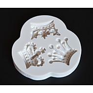 halpa Keittiötarvikkeet-kakku Muotit for Cookie for Cake Suklaa For Keittoastiat Cookie Silkonikumi silikageeli DIY Tarttumaton Korkealaatuinen 3D Leivonta Tool