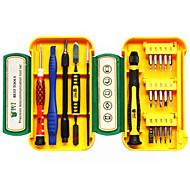 cheap Repair Tools & Replacement Parts-Cell Phone Repair Tools Kit Tweezers Screwdriver Extension Bit Screwdriver Replacement Tools