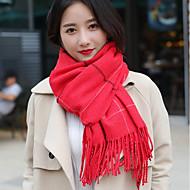 preiswerte Schals & Tücher-Damen Polyester Rechteck Verziert
