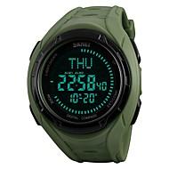 povoljno -Muškarci Sportski sat Ručni satovi s mehanizmom za navijanje digitalni sat Japanski Šiljci za meso Alarm Kalendar Kronograf Vodootpornost