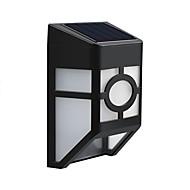 1.2 v 1.5wのソーラーパワーサプライのポリシリコン屋外壁sconces統合アンティークシンプルなヴィンテージモダンウォールランプを導いた