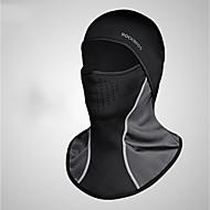 お買い得  -バラクラバ 冬 防水 保温 防風 バイク 男性用 スパンデックス ソリッド