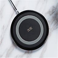 お買い得  Samsungアクセサリ-ワイヤレスチャージャー 電話USB充電器 USB ワイヤレスチャージャー Qi USBポート×1 2A DC 5V iPhone X iPhone 8 Plus iPhone 8 S8 Plus S8 S7 Active S7 edge S7 S6 edge plus S6