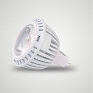 お買い得  -GMY® 1個 7W 520lm GU5.3 LEDスポットライト 1 LEDビーズ COB LEDライト 温白色 12V