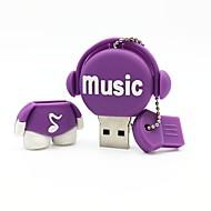 baratos -Ants 16GB unidade flash usb disco usb USB 2.0 Plástico