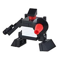 お買い得  おもちゃ & ホビーアクセサリー-ロボット / ブロックおもちゃ 22pcs ノベルティ柄 / 軍隊 ストレスや不安の救済 / 親子インタラクション / 減圧玩具 カトゥーン ギフト