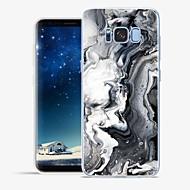 Недорогие Чехлы и кейсы для Galaxy S-Кейс для Назначение SSamsung Galaxy S8 Plus S8 С узором Задняя крышка Мрамор Мягкий TPU для S8 Plus S8 S7 edge S7 S6 edge plus S6 edge S6
