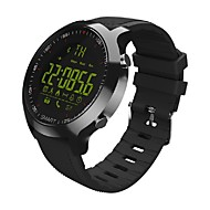 cheap Current Tech Trends-Smartwatch HHYEX18 for iOS / Android Calories Burned / Long Standby / Water Resistant / Water Proof / Exercise Record / Distance Tracking Timer / Stopwatch / Call Reminder / altitude meter / Activity