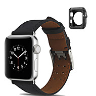 Watch Band for Apple Watch Series 3 / 2 / 1 Apple Modern Buckle Genuine Leather Wrist Strap