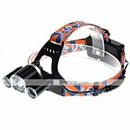 preiswerte Taschenlampen, Laternen & Lichter-3000 lm lm Stirnlampen LED 4.0 Modus - U'King Kompakte Größe / Einfach zu tragen