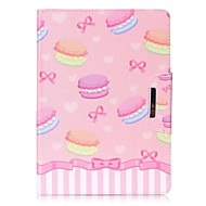 cheap iPad  Cases / Covers-Case For Apple iPad Mini 4 iPad Mini 3/2/1 iPad 4/3/2 iPad Air 2 iPad Air iPad Air 2 iPad mini 4 Card Holder Wallet with Stand Full Body