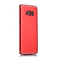 お買い得  新着 Samsung 用アクセサリー-ケース 用途 Samsung Galaxy S8 Plus / S8 超薄型 / つや消し バックカバー ソリッド ハード PC のために S8 Plus / S8 / S7 edge