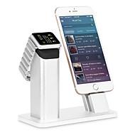 abordables Soportes y Monturas para Apple Watch-Universal Todo-En-1 Aluminio Escritorio