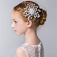 povoljno -Za djevojčice Imitacija Pearl Jednostavan Sva doba Češalj za kosu Obala