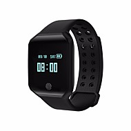 cheap -Smart Bracelet Smartwatch YY-Z66 for Android 4.4 / iOS Blood Pressure Measurement / Calories Burned / Exercise Record / Pedometers / APP Control Pulse Tracker / Pedometer / Call Reminder / Activity