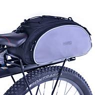 Rosewheel حقيبة الدراجة 13Lحقيبة جذع الدراجة حقائب الدراجة للخلف يعكس قطاع مقاوم للماء البناء في حقيبة أباريق متعددة الوظائف حقيبة الدراجة