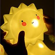preiswerte Spielzeuge & Spiele-LED - Beleuchtung Spielzeuge Kreisförmig Klassisch Schein Weicher Kunststoff Kinder Stücke