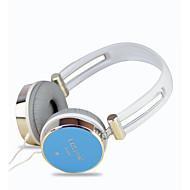 お買い得  -LIZU LZ-809 ヘアバンド ケーブル ヘッドホン 動的 銅 携帯電話 イヤホン マイク付き ヘッドセット