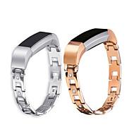 Χαμηλού Κόστους Αξεσουάρ για έξυπνα ρολόγια-Παρακολουθήστε Band για Fitbit Alta HR Fitbit Alta Fitbit Μοντέρνο Κούμπωμα Ανοξείδωτο Ατσάλι Λουράκι Καρπού