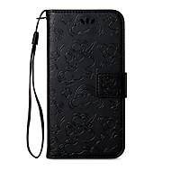 Недорогие Кейсы для iPhone 8-Кейс для Назначение Apple iPhone X iPhone 8 Бумажник для карт Кошелек со стендом Чехол единорогом Твердый Искусственная кожа для iPhone X