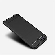 お買い得  携帯電話ケース-ケース 用途 Huawei Nova 2 Plus / nova 2s つや消し バックカバー ソリッド ソフト TPU のために Nova 2 Plus / Nova 2 / Huawei nova 2s