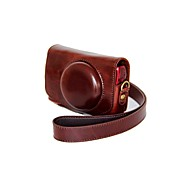 cheap Cases, Bags & Straps-Artistic/Retro One-Shoulder Camera Bag Covers PU