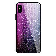 Недорогие Кейсы для iPhone 8-Кейс для Назначение Apple iPhone X iPhone 8 С узором Плитка Твердый для