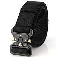 Men's Street chic Waist Belt - Solid Colored