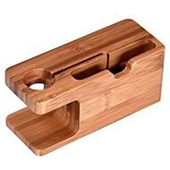 Недорогие Крепления и держатели для Apple Watch-Apple Watch Стенд с адаптером Other деревянный Стол