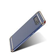 Недорогие Чехлы и кейсы для Galaxy Note 8-Кейс для Назначение Samsung Note 8 Note 5 Ультратонкий Оригами Кейс на заднюю панель Сплошной цвет Твердый ПК для Note 8 Note 5