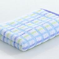 abordables Toallas y albornoces-Estilo fresco Toalla de Cara, Un Color Calidad superior Poliéster / Algodón 100% Algodón Toalla